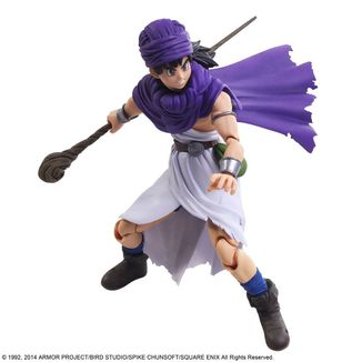 Figura Hero Limited Dragon Quest V The Hand of the Heavenly Bride Bring Arts