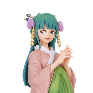 Figura Hiyori Kozuki One Piece The Grandline Lady Wanokuni Vol 4