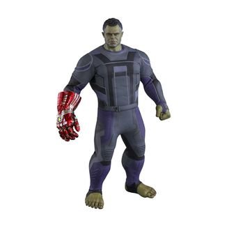 Hulk Figure Avengers Endgame Movie Masterpiece