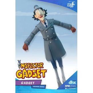 Inspector Gadget Figure Mega Hero