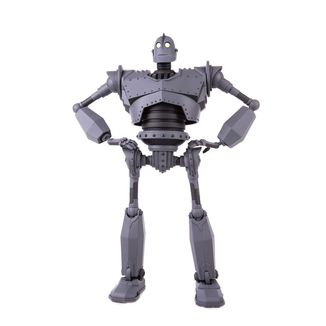 Iron Giant Figure Mondo Mecha
