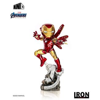 Figura Iron Man Los Vengadores Endgame Mini Co