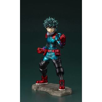 Izuku Midoriya Hero Fes Limited Edition Figure My Hero Academia ARTFXJ