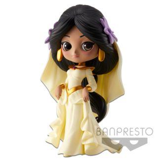 Jasmine Figure Aladdin Disney Q Posket Dreamy Style