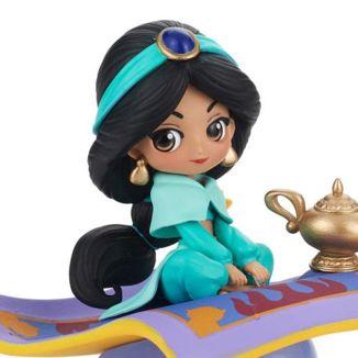 Jasmine Figure Aladdin Disney Q Posket Stories Version A