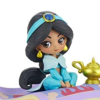 Jasmine Figure Aladdin Disney Q Posket Stories Version B
