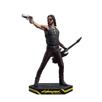 Johnny Silverhand Figure Cyberpunk 2077