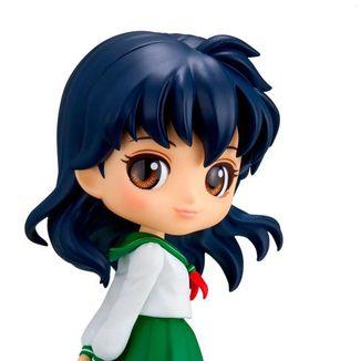 Kagome Higurashi Figure InuYasha Q Posket