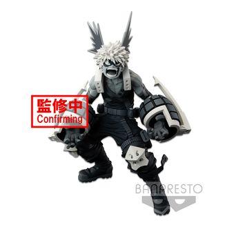 Katsuki Bakugo Figure My Hero Academia BWFC Super Master Stars Piece The Tones