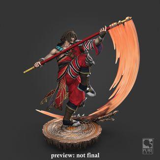 Kilik Figure Soul Calibur VI