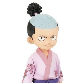 Kozuki Momonosuke Figure One Piece DXF The Grandline Men Wanokuni Vol 6