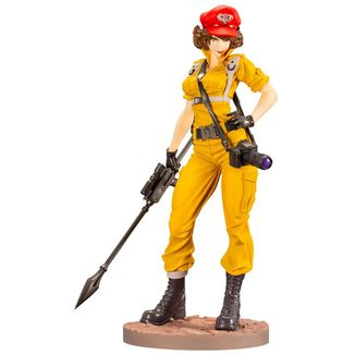 Lady Jaye Canary Ann Color Version Figure GI Joe Bishoujo