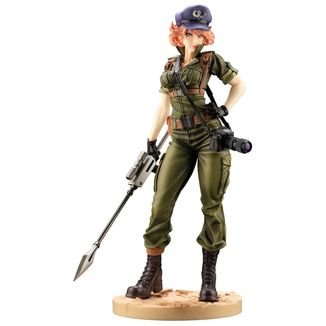 Lady Jaye Figure GI Joe Bishoujo