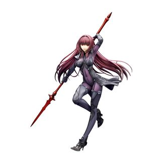 Figura Lancer Scathach Fate Grand Order