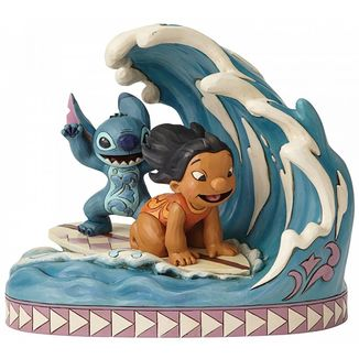 Figure Lilo & Stitch Surfing 15th Anniversary Disney
