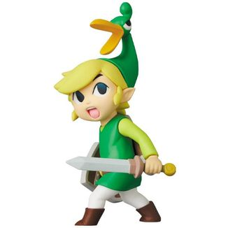 Link Figure The Legend of Zelda The Minish Cup UDF
