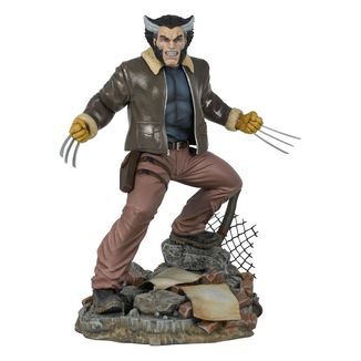 Days of Future Past Wolverine Figure Marvel Comic Gallery