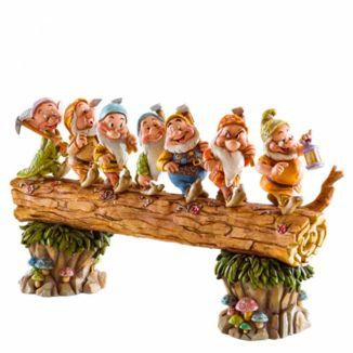 The 7 Dwarfs Figure Snow White Disney Traditions