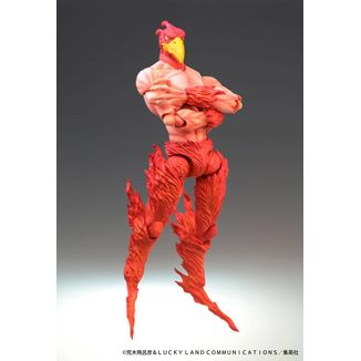 Figura Magicians Red Jojo's Bizarre Adventure Super Action Chozokado