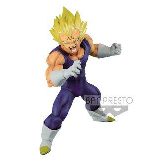 Majin Vegeta SSJ Figure Dragon Ball Z Maximatic