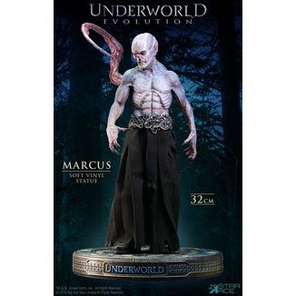 Marcus Deluxe Figure Underworld Evolution Soft Vinyl