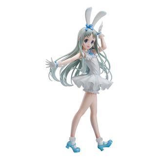 Figura Menma Rabbit Ears Ano Hi Mita hana no Namae o Bokutachi wa Mada Shiranai