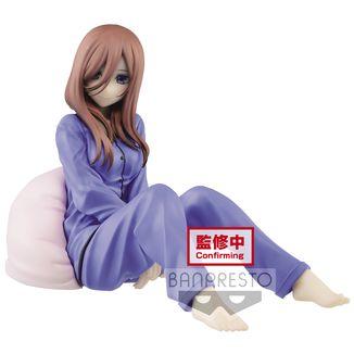 Figura Miku Nakano Resting The Quintessential Quintuplets