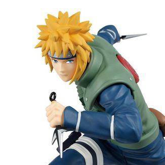 Minato Namikaze Figure Naruto Shippuden Vibration Stars
