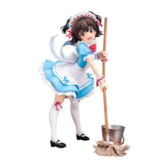 Miria Akagi Let's Go Miss Maid Figure Idolmaster Cinderella Girls