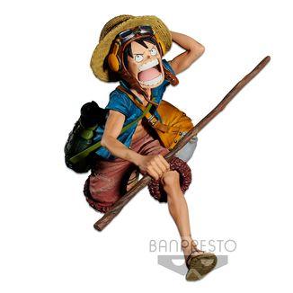 Figura Monkey D Luffy One Piece BWFC Banpresto Chronicle