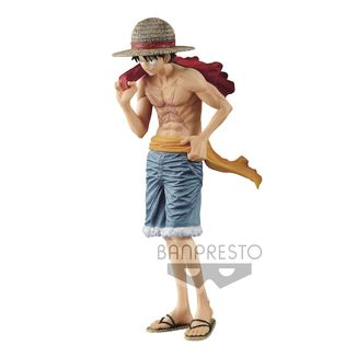 Monkey D Luffy Figure One Piece Magazine Vol 2
