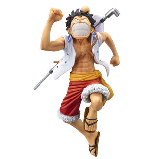 Figura Monkey D Luffy Special Color One Piece Magazine A Piece of Dream