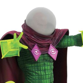 Mysterio Figure Marvel Comic Gallery