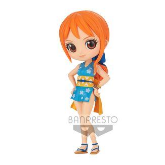 Figura Nami One Piece Q Posket
