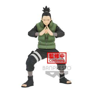 Nara Shikamaru Figura Naruto Shippuden Vibration Stars