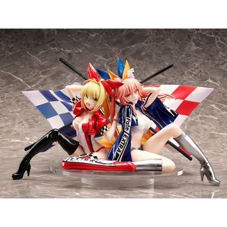 Figura Nero Claudius & Tamano No Mae Type-Moon Racing Fate/Extra