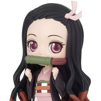 Figura Nezuko Kamado Ver II Kimetsu No Yaiba Q Posket Ver A