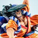 Figura Oden Kozuki One Piece P.O.P. Warriors Alliance