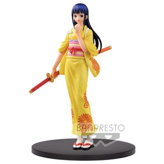 Okiku Kikunojo Figure One Piece The GrandLine Lady Wanokuni Vol 3