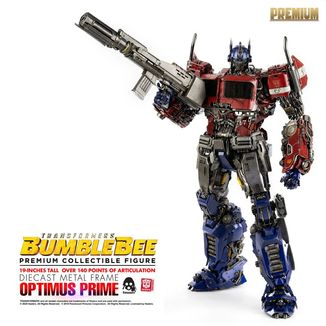 Optimus Prime Premium Figure Transformers Bumblebee