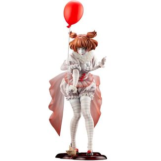 Figura Pennywise Stephen King It 2017 Bishoujo