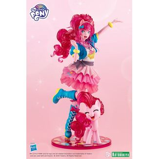 Figura Pinkie Pie Edición Limitada My Little Pony Bishoujo