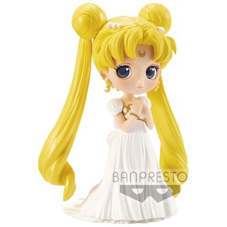 Figura Princess Serenity Pretty Guardian Sailor Moon Q Posket