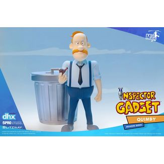 Quimby Figure Inspector Gadget Mega Hero