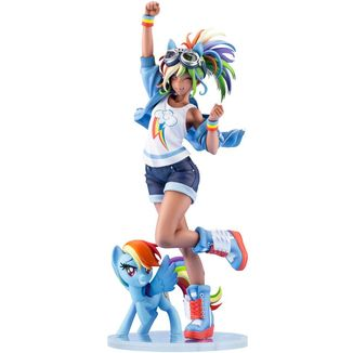 Rainbow Dash Figure My Little Pony Bishoujo