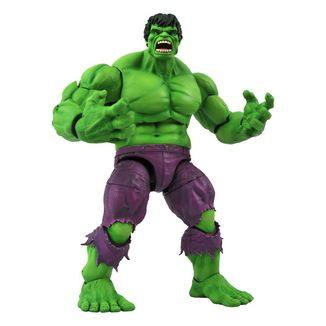 Figura Rampaging Hulk Marvel Select