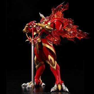Rayearth Figure Magic Knight Rayearth Riobot