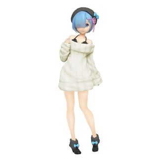 Rem Knit Dress Renewal Figure Re:Zero Precious