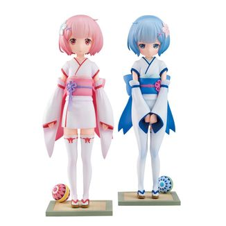 Rem & Ram Osanabi no Omoide Figure Re:Zero