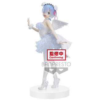 Rem Figure Re:Zero Espresto Clear & Dressy